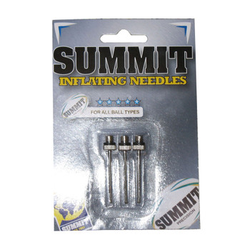 SUMMIT inflating needles [3 pack]