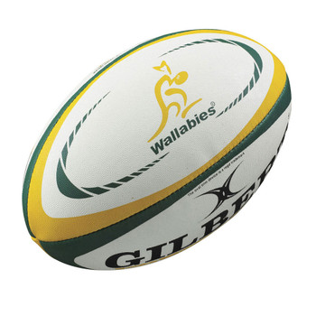 GILBERT australian wallabies mini rugby ball