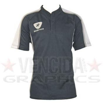 RUGBYTECH teamwear rugby match shirt [navy/white]