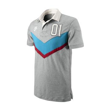 NIKE 1823 Fly Half Men's Rugby Shirt [grey]