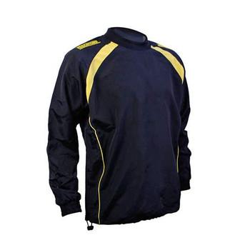 EGGCATCHER tauranga contact training jacket [black/gold]