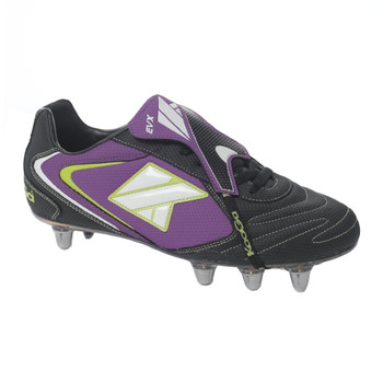 KOOGA EVX II low cut soft toe rugby boot [purple]