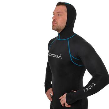 KOOGA Hooded Power Shirt [black]