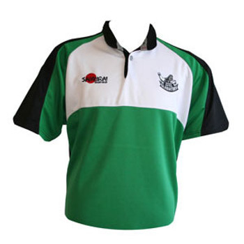 SAMURAI irish gladiators rugby shirt