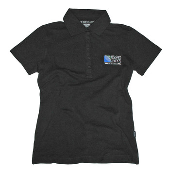 Rugby World Cup 2011 Runaway Try Ladies Polo Shirt