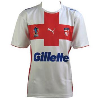 PUMA england rugby league home shirt junior