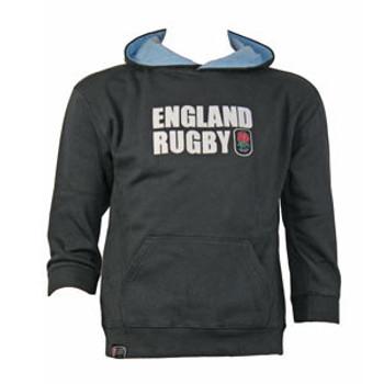 RFU england rugby kids hooded sweat