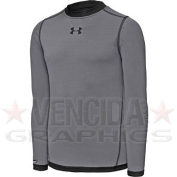 UNDER ARMOUR all season reversible long sleeve junior [graphite]