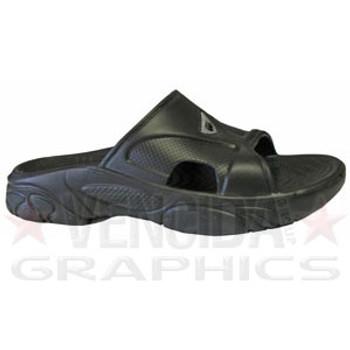 CCC shower shoe