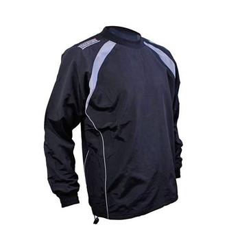 EGGCATCHER tauranga contact training jacket [black/silver]