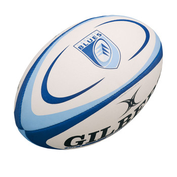 GILBERT Cardiff Blues Midi Rugby Ball