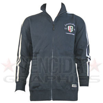 RUGBYTECH london irish full zip jacket