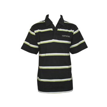 SAMURAI roma polo shirt [black]