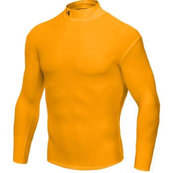 UNDER ARMOUR coldgear longsleeve kids [yellow]