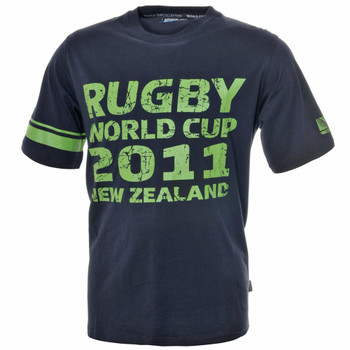 CCC Rugby World Cup 2011 Captain's T-Shirt [navy]