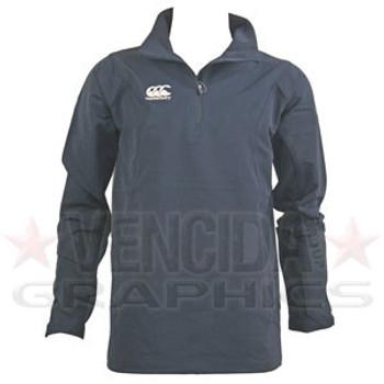 CCC elite 1/4 zip stretch training jacket 09/10 [navy]