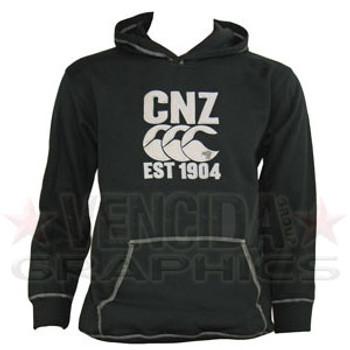 CCC CNZ rugby hoody kids [black]