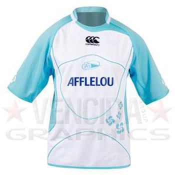 CCC bayonne home pro rugby shirt