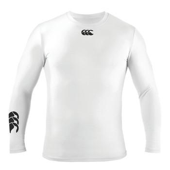 CCC baselayer cold basic long sleeve junior [white]