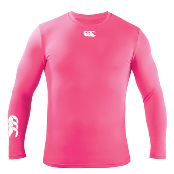 CCC baselayer cold basic long sleeve junior [pink]