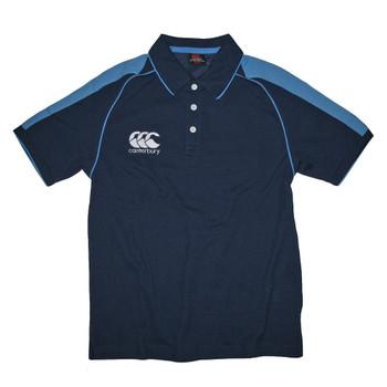 CCC auckland polo shirt [navy]