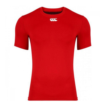 CCC armourfit cold basic short sleeve t-shirt [red]