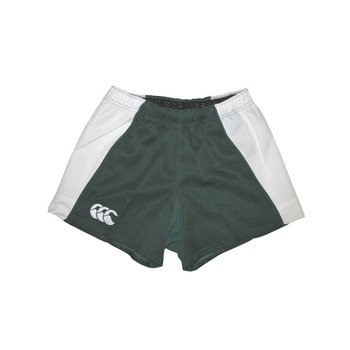 CCC advantage match short [forest/white]
