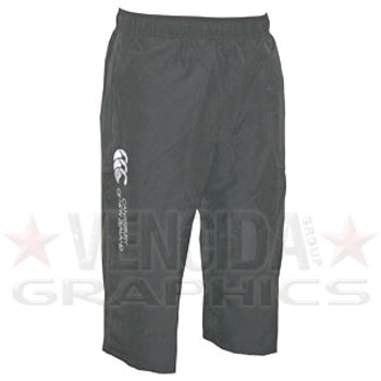 CCC 3/4 stadium pant junior [black]