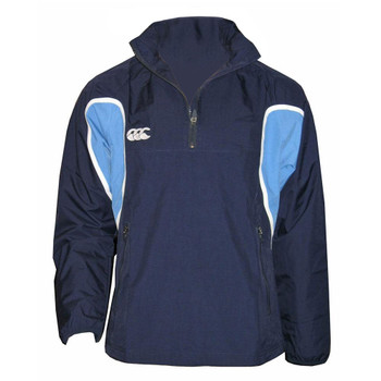 CCC 1/4 Zip Contact Training Jacket [navy]