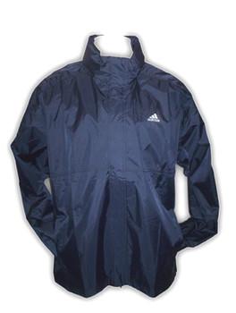 ADIDAS training rain jacket [black]