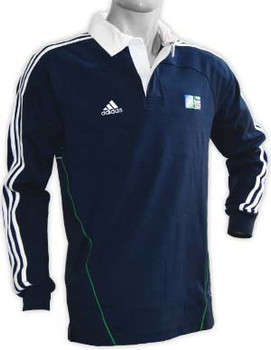ADIDAS rwc rugby jersey 2007 [navy]