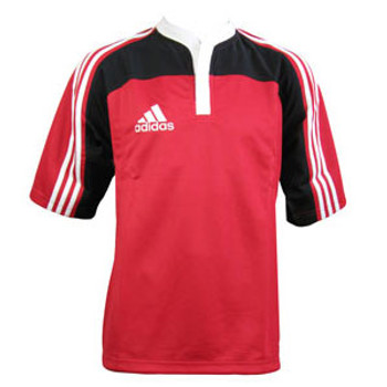 ADIDAS provincial training rugby jersey [red]