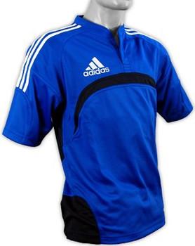 ADIDAS block training jersey [blue]