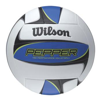 Wilson Pepper Outdoor Volleyball [blue]