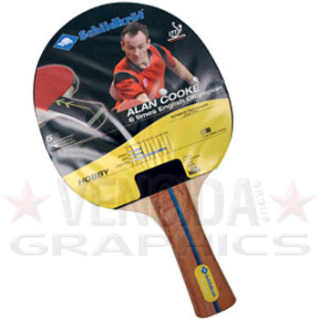 SCHILDKRÖT alan cooke hobby table tennis bat