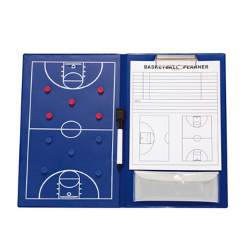 RUCANOR basketball pro-coach magnetic folder