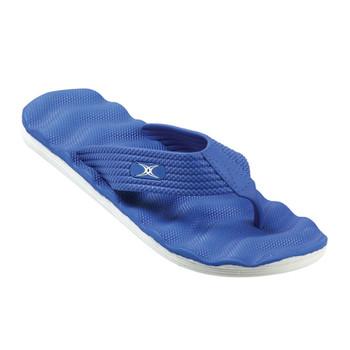 GILBERT Flip Flop [blue/white] - X-Large