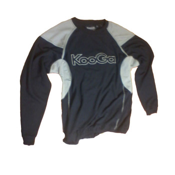 KOOGA Generic crew Sweat 10/11 [grey/black]-Large