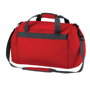 BAGBASE Freestyle Holdall Red