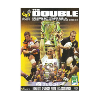 DVD The Double - London Wasps