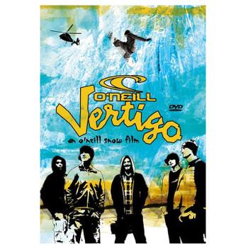DVD o'neill vertigo - an o'neill snow film