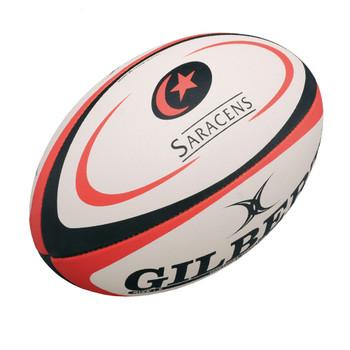 GILBERT saracens replica rugby ball