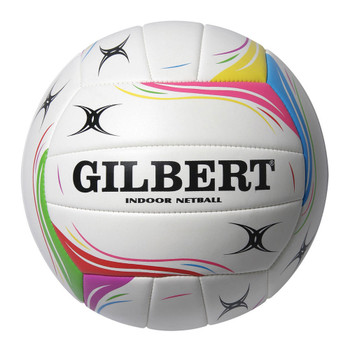 GILBERT mini netball [white]
