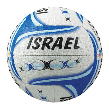 GILBERT israel MINI netball [LTD EDITION]