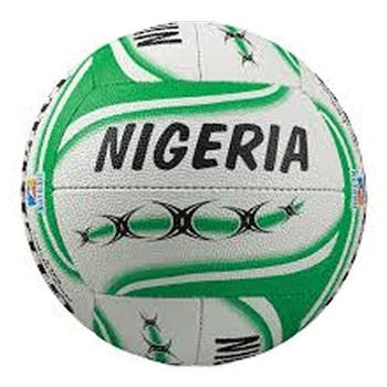 GILBERT nigeria MINI netball [LTD EDITION]