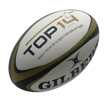 GILBERT Top 14 Mini Rugby Ball