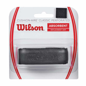 WILSON cushion-aire classic perforated replacement tennis grip
