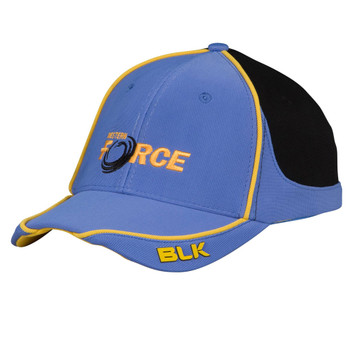 BLK western force rugby media cap