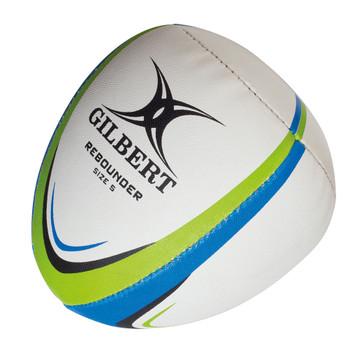 GILBERT rebounder half rugby ball trainer ball