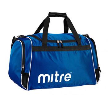 MITRE medium football kit holdall [royal]